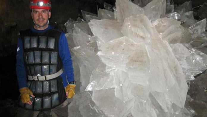 Hallan microbios prehistóricos en cuevas