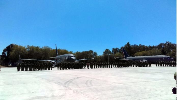 Envían a 900 militares a Sinaloa