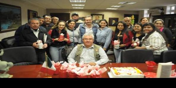 Celebran en Presidencia Día del Amor y Amistad