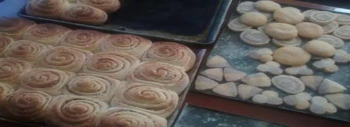 Continúa DIF con el curso de panadería