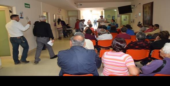 Ginecología de gran demanda en hospital