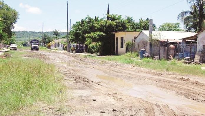 Pavimentarán 85  calles en Frontera