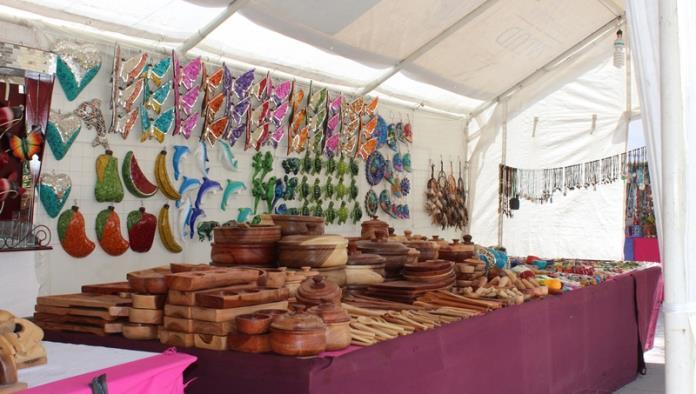 Éxito total gastronomía y artesanía de Oaxaca