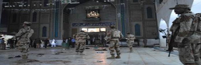 Mortal atentado contra santuario en Pakistán