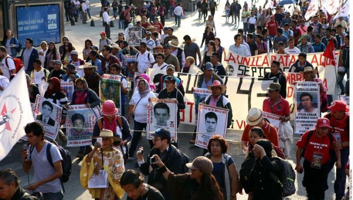'Peña no se irá sin ofrecer justicia'