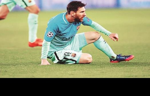 Golea al Barcelona