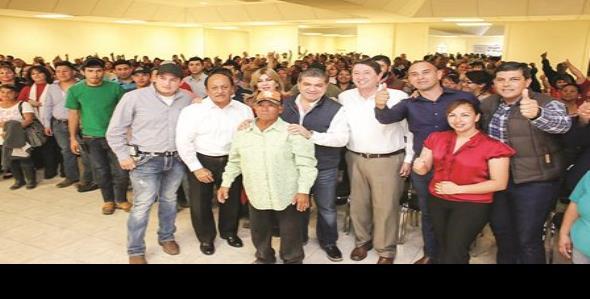 Coahuila seguirá seguro: Riquelme