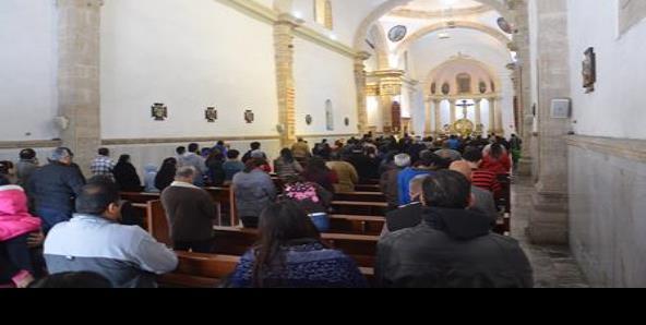 Por Influenza no se dará saludo de paz en misa