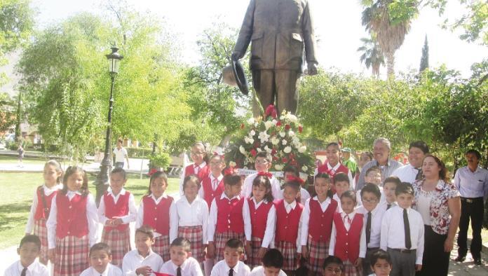 Celebran 104 aniversario del Plan de Guadalupe