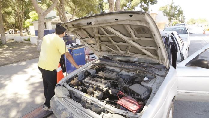 Pocos conductores verifican su vehículo