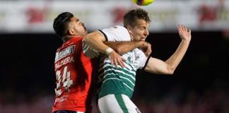 Santos y Tavares le borran la sonrisa al Veracruz