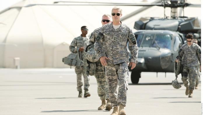 Se cuadra Netflix con Brad Pitt
