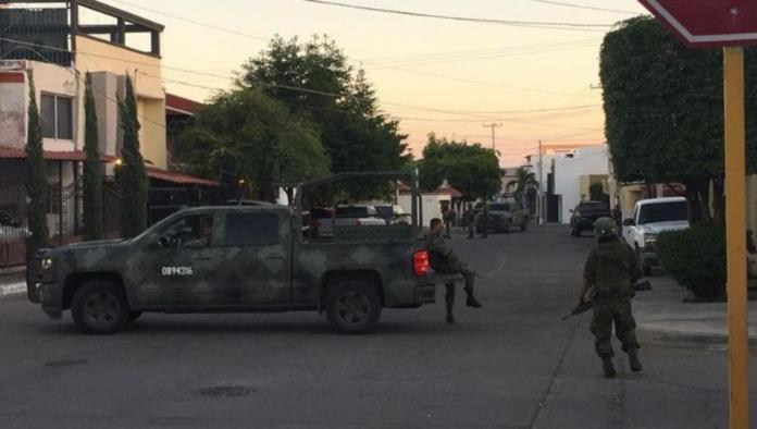 Cae jefe de plaza del Cártel de Sinaloa