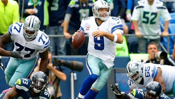 Tony Romo se pondría bronco