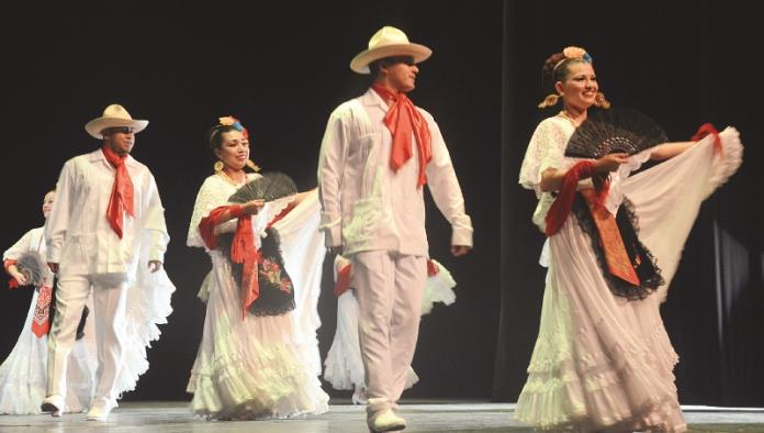 'La danza Mi Amante Fiel'