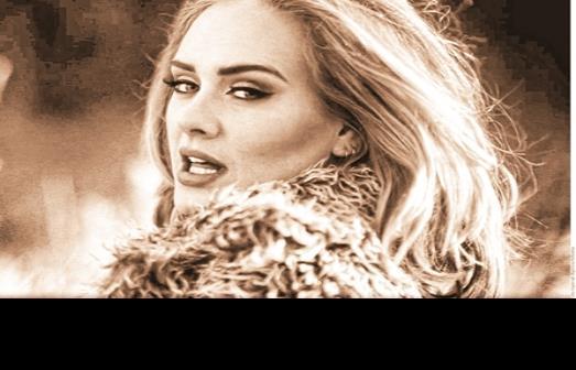 Votó Adele por Beyoncé en Álbum del Año