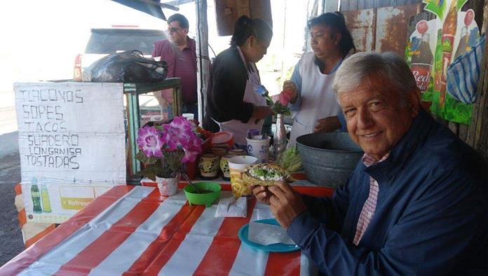 Andrés Manuel López Obrador, candidato presidencial de Juntos haremos historia    Fotografia: Tomada de MVS