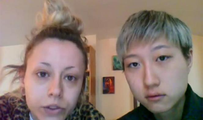 Etta Ng, la Jackie Chan, difundió a través de redes sociales un video junto a su novia, la influencer Andi Autum, en el que denunció que, por culpa de sus padres homofóbicos