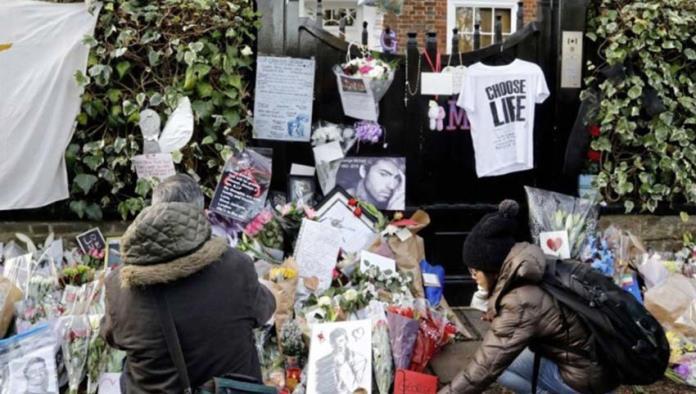 Familia de George Michael ya no quiere tributos fuera de sus casas