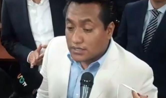 Enrique Alonso Placencia es candidato independiente por una diputación fedral (Foto: Especial)