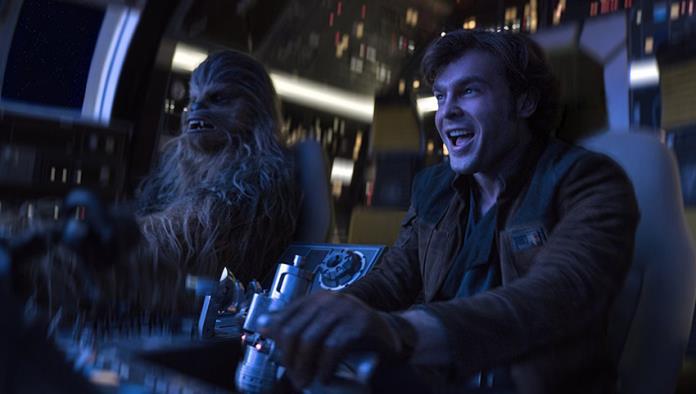 Han Solo será imprudente e impredecible en spin-off