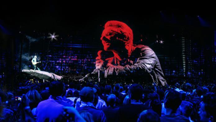 U2 arranca su nueva gira Experience + Innocence Tour