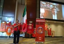 Voy a regresar a México: Napoleón Gómez Urrutia