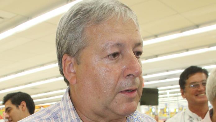 Secretario de Gobierno, José María Fraustro Siller.