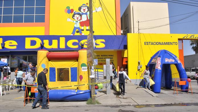 Celebra 35 aniversario la Central de Dulces