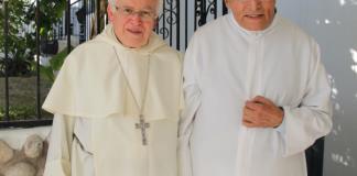 Dan de alta al Padre Almaraz