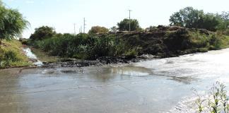Piden limpieza en arroyo El Soldado