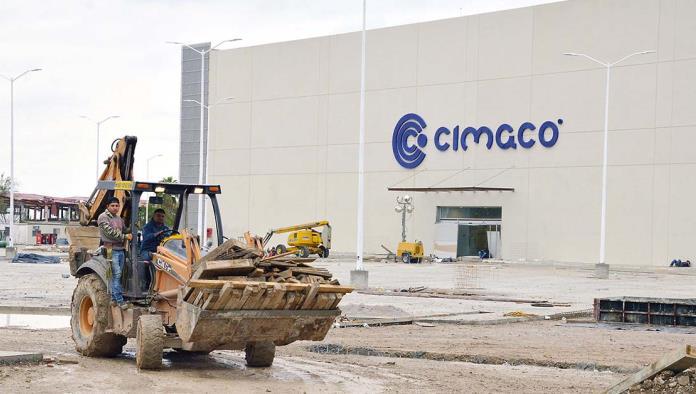 Abrirá Cimaco el 8 de noviembre