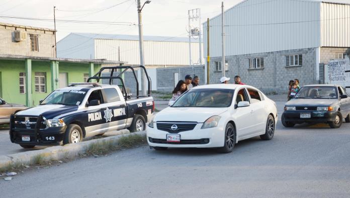 El percance se registró sobre el bulevar Miravalle y calle Lucio Blanco de la Miravalle 5.