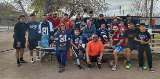 Familia Montemayor celebra juego previo por segundo año consecutivo