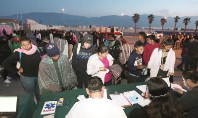 Llega a Coahuila la caravana migrante, pasarán por Monclova
