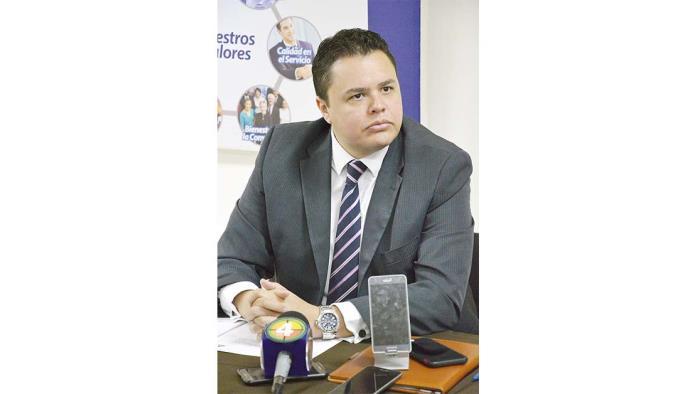 El delegado estatal de Prodecon, José Antonio Guerra Caparros.