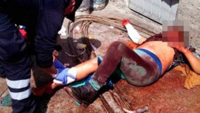 Perro de la raza Pitbull muerde y arranca genitales a un hombre en el sector 24 de Agosto, al momento no ha sido identificado el lesionado.