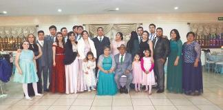 GUADALUPE & CIRIACO CELEBRAN SUS BODAS DE ESMERALDA