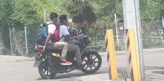 Multas a motociclistas