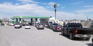 Operan en San Buena solo 2 de 6 gasolineras