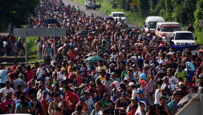 Al ser Coahuila uno de los estados más seguros del norte de México existen altas posibilidades que los integrantes de la caravana del migrante transiten por nuestro estado.