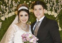 Ángel & Alondra se juran amor para toda la vida