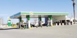 Irregular abasto de gasolina en San Buena