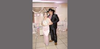 Jazmín & Julio celebran bodas de plata
