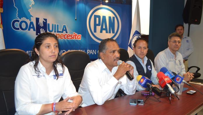 El PAN tendrá el registro de Rodrigo Rivas Urbina el sábado a las 6 PM.