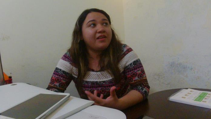 Zoila Guadalupe Rodríguez, enlace estatal de Sagarpa en la región.