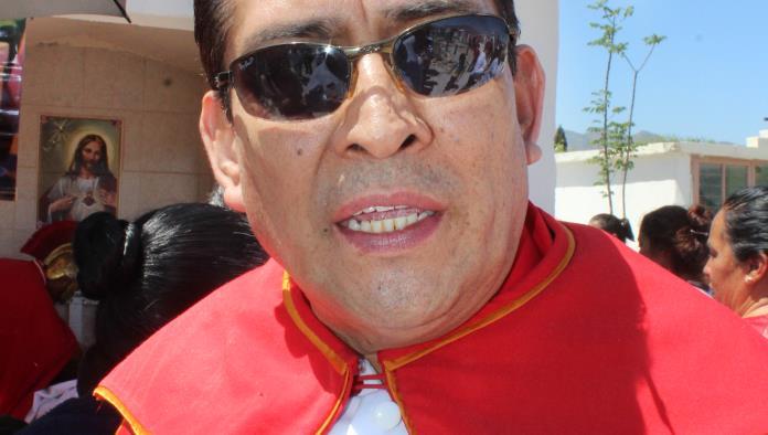 El padre Marcos Medina aseguró que los políticos no tienen temor de Dios.