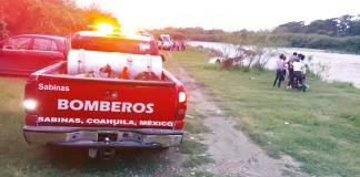 Tragedia en el río Sabinas, desaparece bañista
