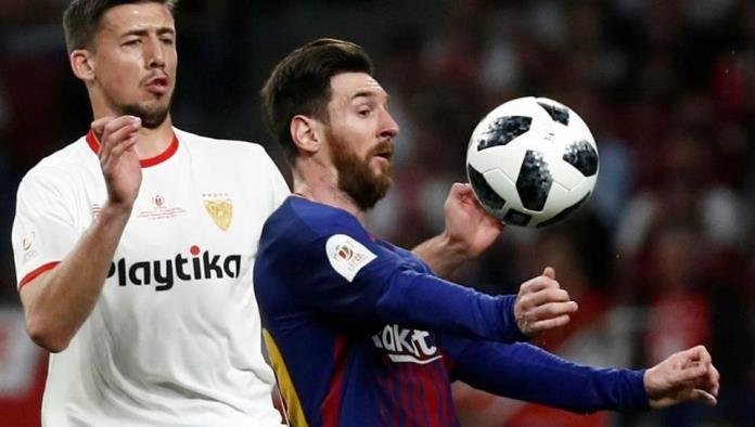 El Barcelona y Sevilla se disputarán la Supercopa en un solo partido.