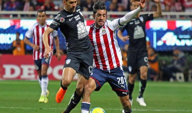 Pizarro y Pulido estrellaron dos disparos en el travesaño y no pudieron darle la victoria al Rebaño. El mismo metal les salvó de la derrota.
